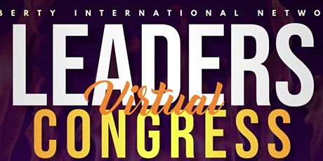 Leaders Congress 2021 billets