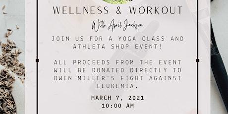 Wellness & Workout Yoga for Owen tickets