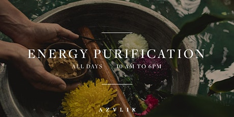 Energy Purification at AZULIK tickets