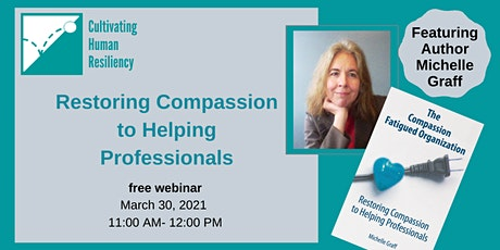 Restoring Compassion to Helping Professionals tickets