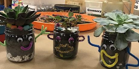 Virtual Sassy Succulent Workshop tickets