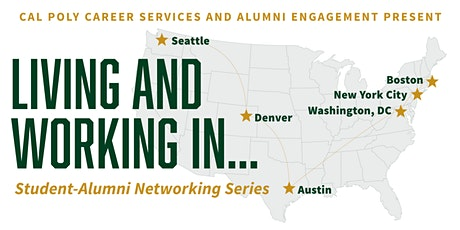 Living and Working In Denver: A Virtual Student-Alumni Networking Event tickets