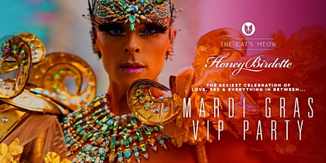 The Cat's Meow presents Honey Birdette tickets