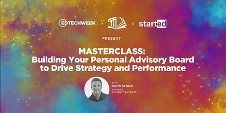 MASTERCLASS: Building Advisory Board to Drive Strategy and Performance tickets
