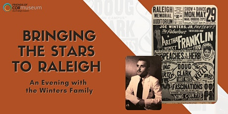Bringing the Stars to Raleigh: An Evening with the Winters Family tickets