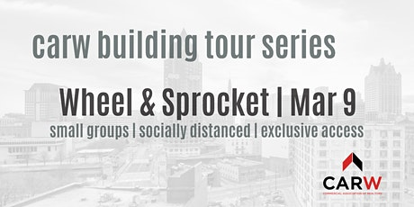 CARW Tour of The Wheel & Sprocket Headquarters tickets