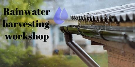 Home rainwater tanks 101: all you need to know workshop tickets