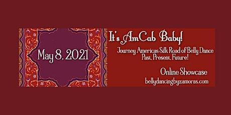 "Cory Zamora presents ""It's AmCab Baby!"" Dance Showcase tickets"
