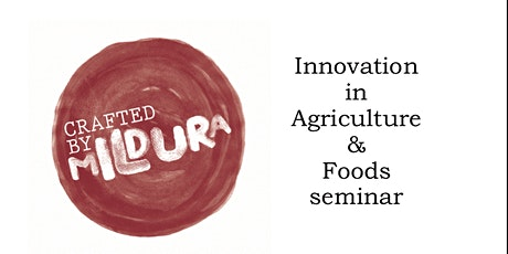 Innovation in Agriculture & Foods tickets