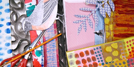 Guided mindful art workshops in a series of six tickets