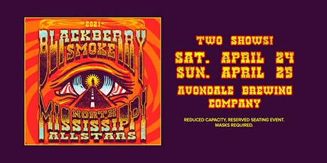 Blackberry Smoke + North Mississippi Allstars tickets