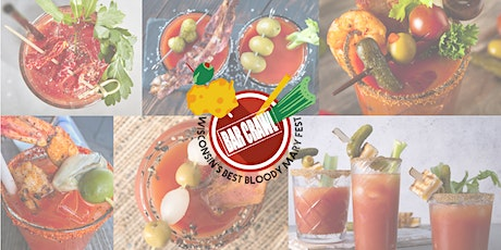 Green Bay's Best Bloody Mary Bar Crawl tickets