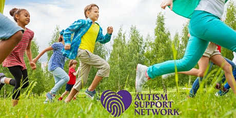 Exercise and Physical Activity for Individuals with ASD tickets
