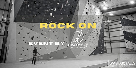 Rock on by Discovery Realty Group tickets