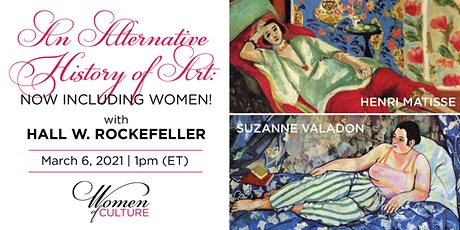 An Alternative History of Art (Now Including Women!) tickets