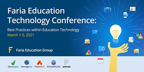 Faria Education Technology Conference tickets