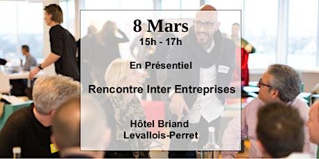 Présentiel - Rencontre Inter Entreprises - Thème Transformation Digitale billets