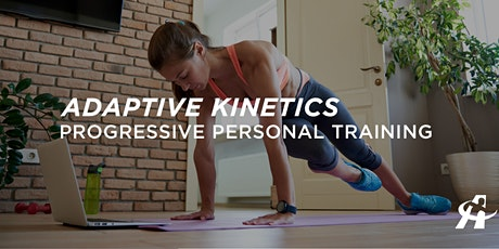 Virtual Workout with Adaptive Kinetics tickets