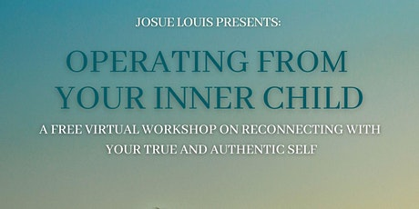 Operating From Your Inner Child tickets
