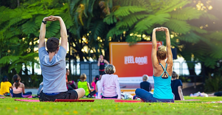 Medibank Feel Good Program - Saturday Yoga image