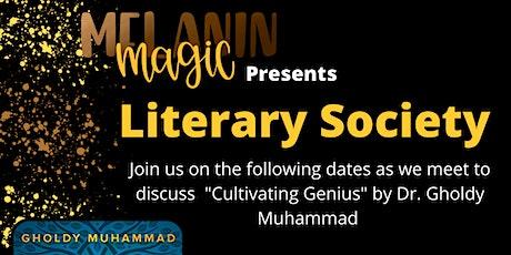 Melanin Magic Literary Society tickets