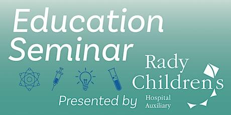 Auxiliary Education Seminar: Cochlear Implant Program biglietti