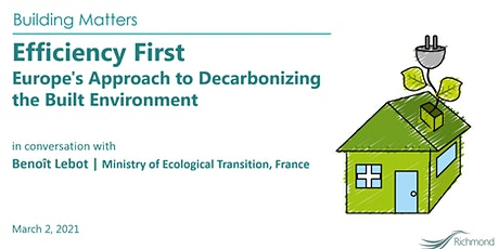 Efficiency first: Europe's approach to decarbonizing the built environment tickets
