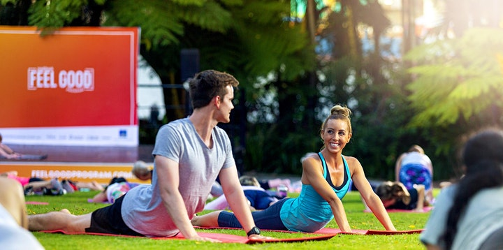 Medibank Feel Good Program - Pilates image