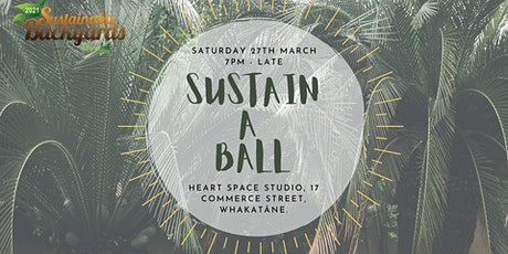 Sustain A Ball tickets