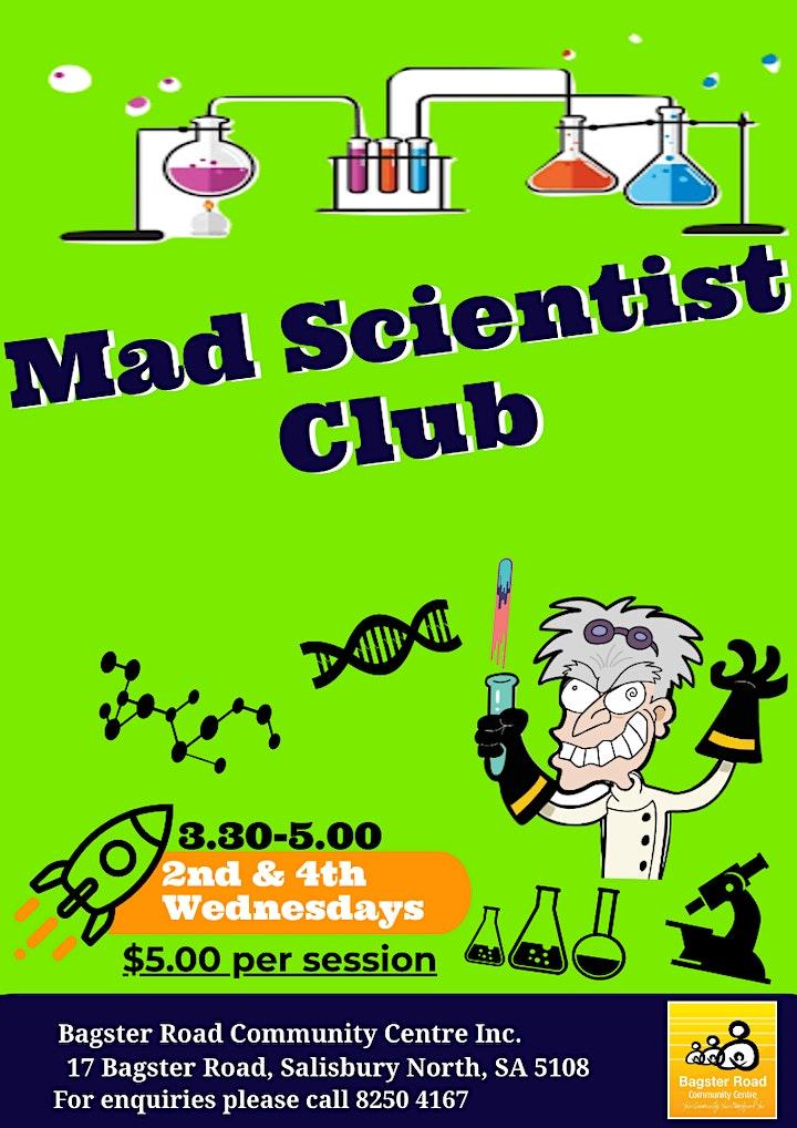 Mad Scientist Club 2021-3 image