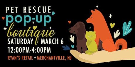 Pet Rescue Pop-up Boutique tickets