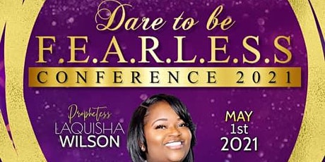 Beauty For Ashes -  Dare to be F.E.A.R.L.E.S.S. Conference tickets