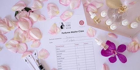April. Virtual Perfume Masterclass. Australia Wide. tickets