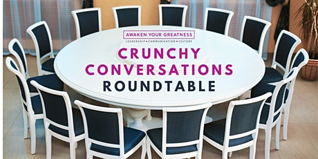 Crunchy Conversations Roundtable tickets