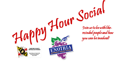 HCRW March Happy Hour Social tickets