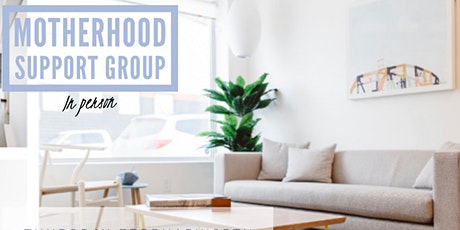 Motherhood Support Group and Yoga tickets