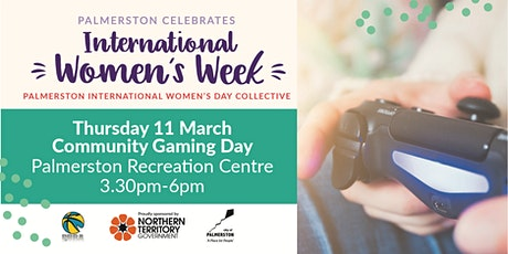 IWD Community Gaming Day tickets