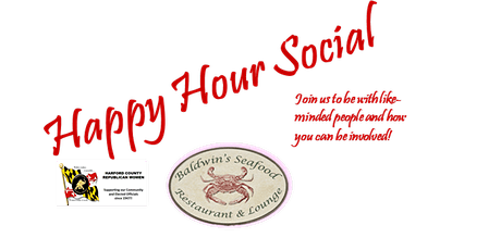 HCRW  April Happy Hour Social tickets
