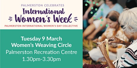 Women's Weaving Circle tickets