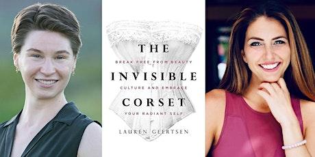 Lauren Geertsen in Conversation with Heather Deranja, The Invisible Corset tickets