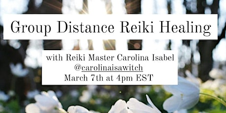 Online Group Distance Reiki ingressos