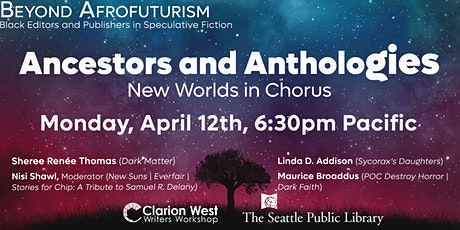 Ancestors and Anthologies: New Worlds in Chorus tickets