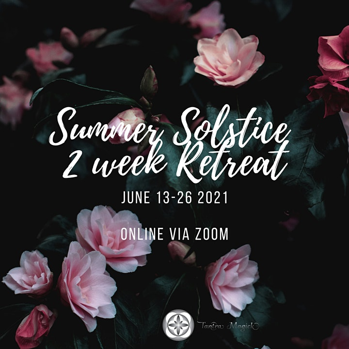 Summer Solstice - Two Week Retreat image
