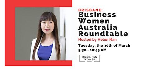Brisbane, BWA: Roundtable tickets