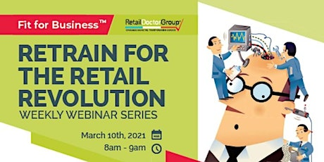 Fit for Business Retail Skills webinar series tickets