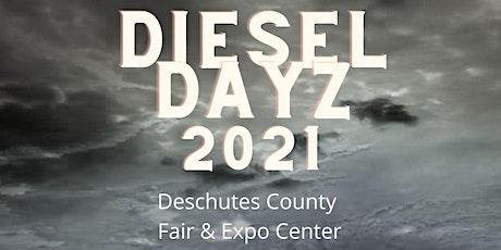 Diesel Dayz 2021 Truck Show tickets