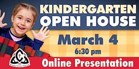 ACA March 2021 ONLINE Kindergarten Open House tickets