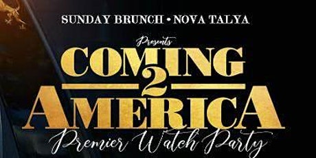 COMING TO AMERICA WATCH PARTY tickets