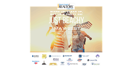 Just Beachy!: Community Clean-Up, Lunch and Fun in the Sun! tickets