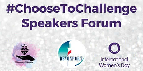 Choose To Challenge - Speakers Forum tickets